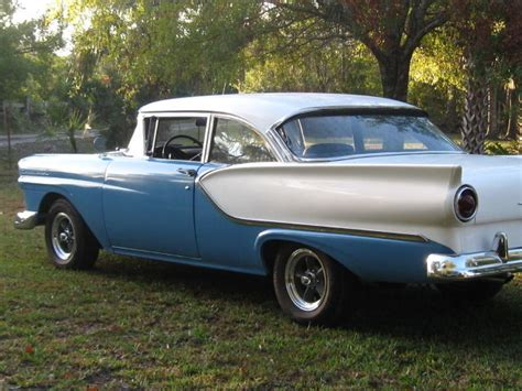 ford 4 speed transmission 1957 ford fairlane with 292 engine and 4 speed