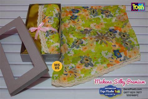 Gamis Overall Zenitha 272 mukena silky premium poeti ms85 distributor mukena
