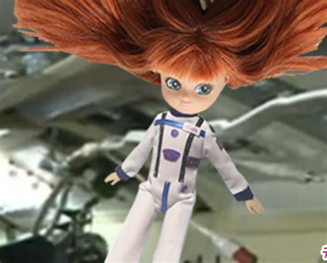 lottie doll tim peake doll in space fans welcome home esa astronaut tim