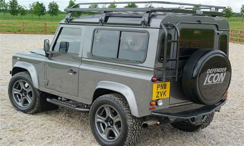 land rover defender safari hannibal roof racks 90 series defender hannibal safari