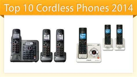 top 10 cordless phones 2014 best cordless phone review