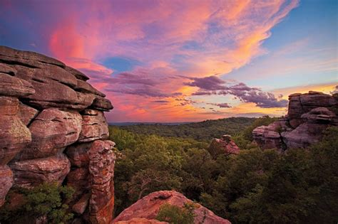 guide  shawnee national forest