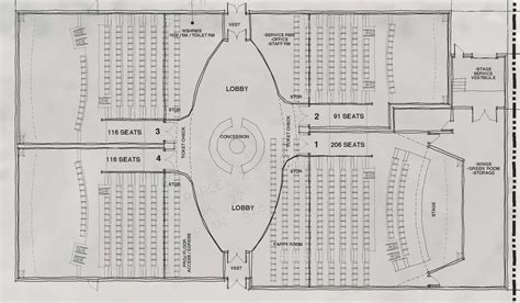 movie theater floor plan 100 movie theater floor plan venue state theatre of