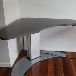 small corner standing desk motiondesk 1 dl2 standing desk