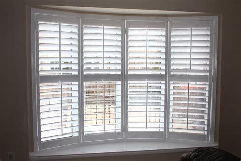 Bow Window Treatments Ideas www canadianseniors com original california shutters