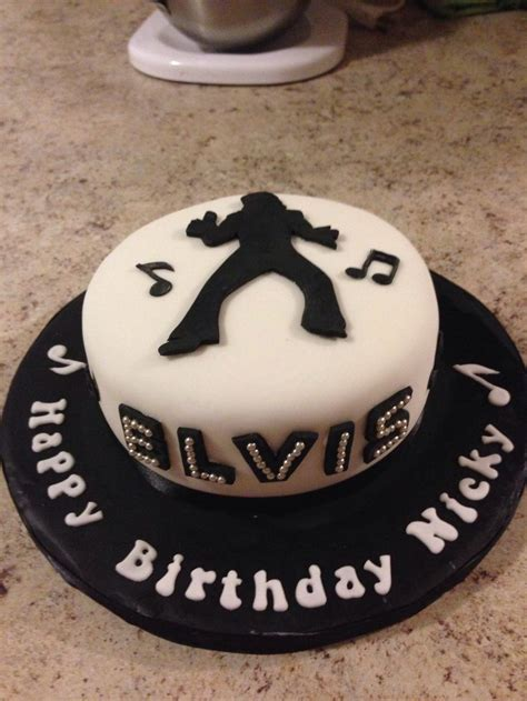 Best 25  Elvis presley cake ideas on Pinterest   Elvis