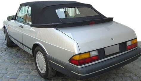 saab 900 convertible top replacement autoberry