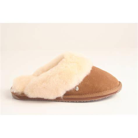 australian shearling slippers emu australia emu australia style quot quot chestnut 100