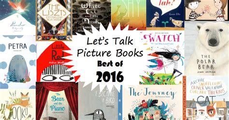 lets talk picture books  picture books