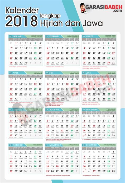 Kalendar Islami 2018 kalender 2018 images invitation sle and invitation design