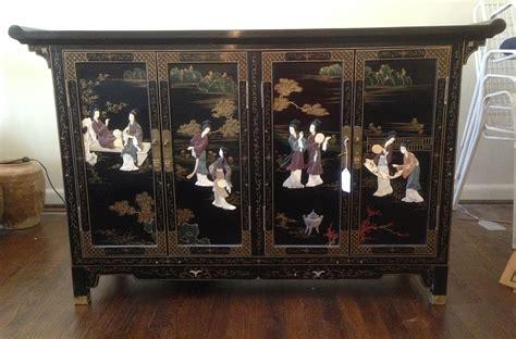 asian decorative arts mid century  bethesda estate sale