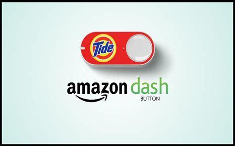 amazon dash button takes technology    level