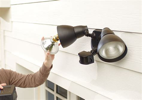 installing outdoor lights how to install motion sensor lights outdoor how wiring