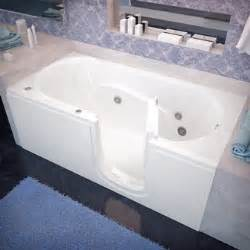 sanctuary walk in bather easy access size tub