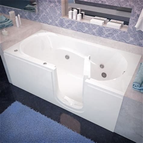 access tubs walk in jetted bathtub sanctuary walk in full bather easy access full size tub