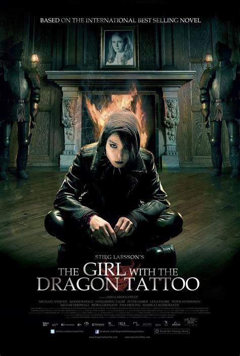 girl with the dragon tattoo movie series 301 moved permanently