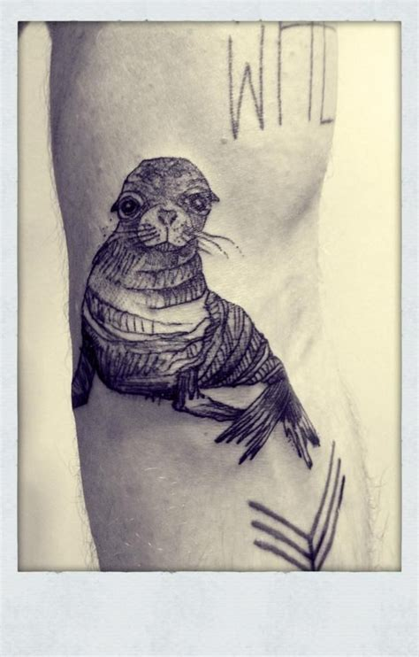 seal tattoo designs 25 best ideas about seal on anime