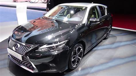 2019 Lexus Ct 200h by 2019 Lexus Ct 200h Exterior And Interior