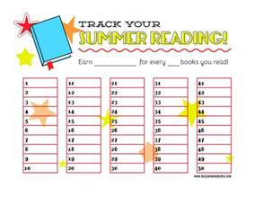 Holiday Arts And Crafts For Preschoolers - free printable summer reading chart