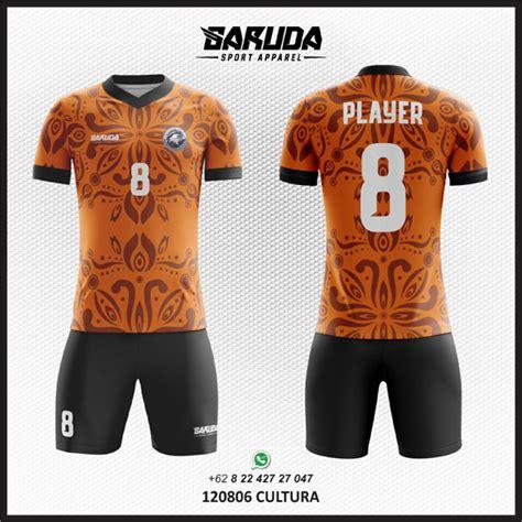 desain baju keren depan belakang desain baju futsal depan belakang dengan celana terbaru