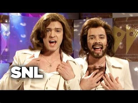 Bee Gees Vs Nelly Justin Timbaland by Timberlake Jimmy Fallon At The Barry Gibb Talk Show Bee