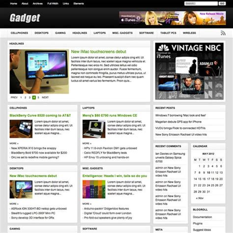 theme junkie wordpress theme junkie gadget theme review must read