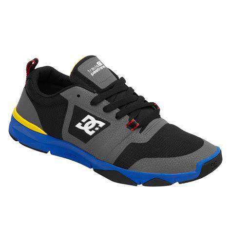 Sepatu Dc Unilite Trainer s unilite flex trainer travis pastrana shoes adys700014 dc shoes