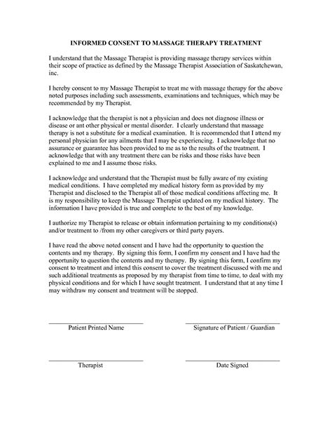 counselling consent form template best photos of psychotherapy informed consent template