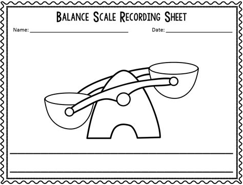 balance balance volume 1 books kindergarten measurement activities kteachertiff