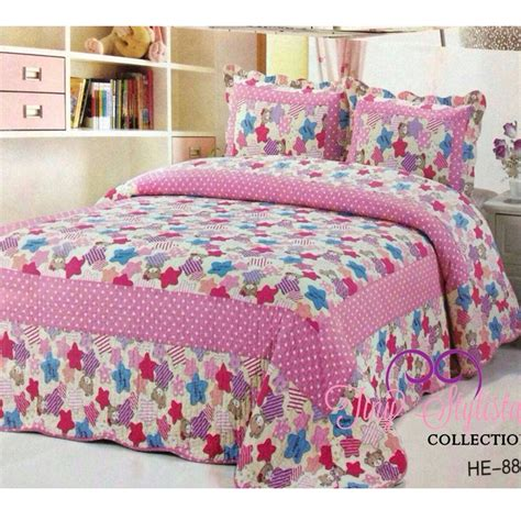 Harga The Shop Air Cotton cadar patchwork 100 cotton single size barangan pakaian