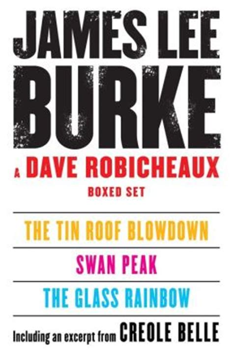 swan peak a dave robicheaux novel books a dave robicheaux ebook boxed set the glass rainbow swan