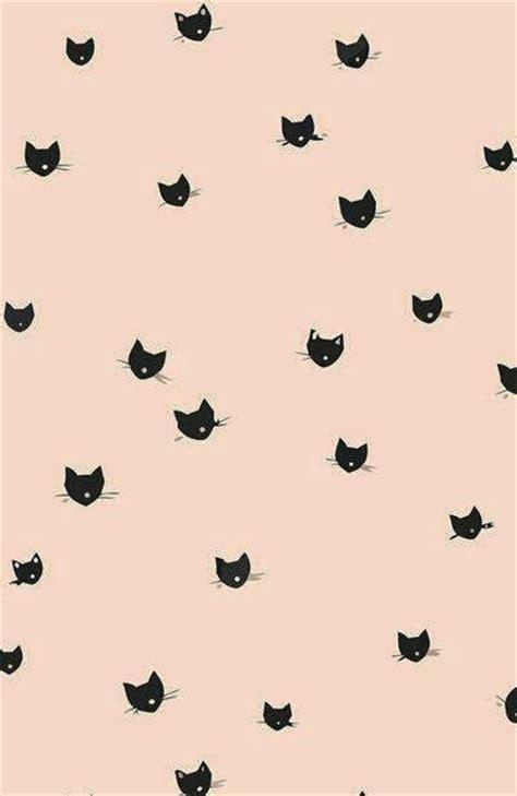 cat pattern iphone wallpaper evelynkawaii fondos kawaii de gatitos para tu celular