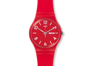 red swatch backup red suor705 swatch 174 united states