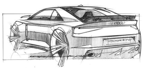 quattro sketchbook audi quattro concept 2010 auto show automobile