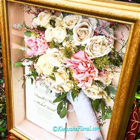 Wedding Bouquet In Shadow Box by Best 25 Bouquet Shadow Box Ideas On Wedding