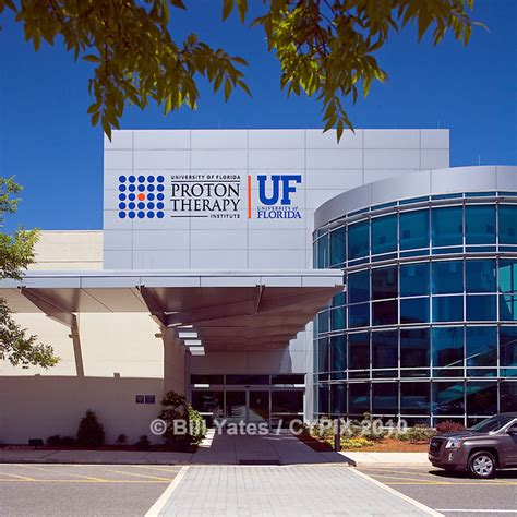 Uf Proton Therapy Institute by Uf Proton Therapy Institute Shands Cus Jacksonville