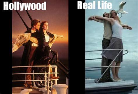 Titanic Film Vs Reality | hollywood vs real life smosh