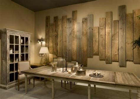how to decorate a large wall in living room m 225 s de 25 ideas fant 225 sticas sobre oficina r 250 stica en