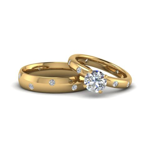 Wedding Hers by Matching Wedding Bands For Him And Fascinating Diamonds