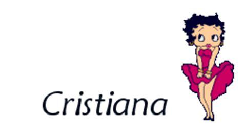imagenes gif cristianas nombres animados de cristiana firmas animadas de cristiana
