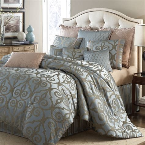 michael amini comforter plaza suite luxury bedding set a michael amini bedding