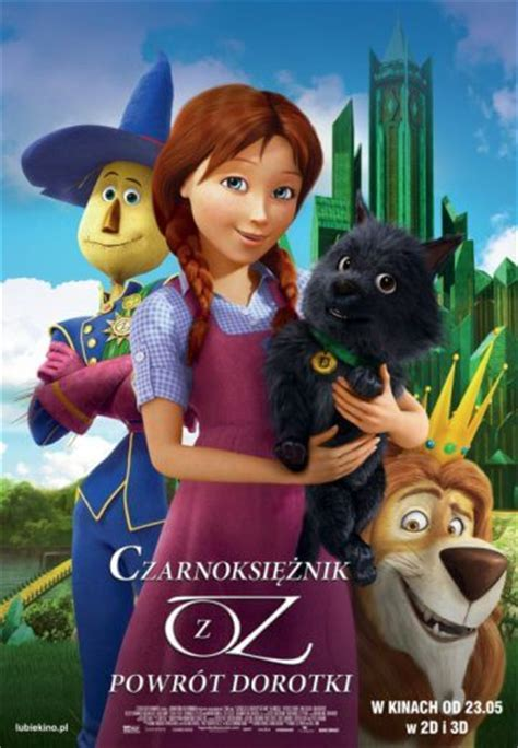 film fantasy dla dzieci filmy animowane 2014 nowe zwiastuny filmowe premiery