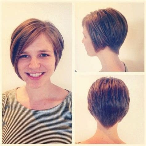 name and pictures of hair 2015 cut short back long front 135 best images about hairstyles on pinterest bangs