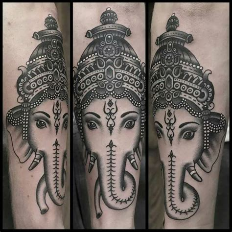 lord ganesha tattoos designs and ideas tattoosera