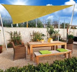 outdoor patio triangle sun sail shade collection on ebay