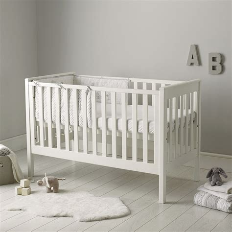 white baby beds top 5 nursery pieces for spring babies the white company