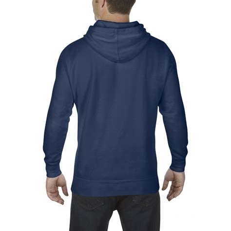 gildan comfort colors cc1567 comfort colors adult hoodie true navy gildan