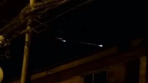 mysterious lights in the sky of chile baffle residents