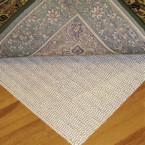 rug stop home dynamix ultra stop 5 ft 10 in rug pad 6 asst 000 the home depot