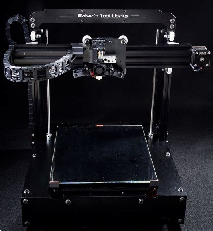 makers tool works maker s tool works unveils their new mendelmax 3 3d